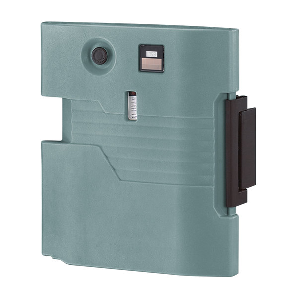 Cambro UPCHTD8002401 Slate Blue Heated Retrofit Top Door for Cambro Camcarrier - 220V (International Use Only)