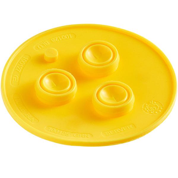 Server 100127 ProPortion Medium Yellow Triple Valve Main Image 1