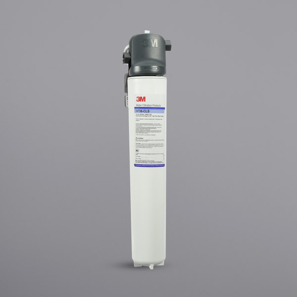 3M Water Filtration Products HF35-CLS High Flow Series Replacement Water Filter Cartridge for HF160-CLS (Alternate Cartridge) - 1 Micron Rating and 1.67 GPM Main Image 1