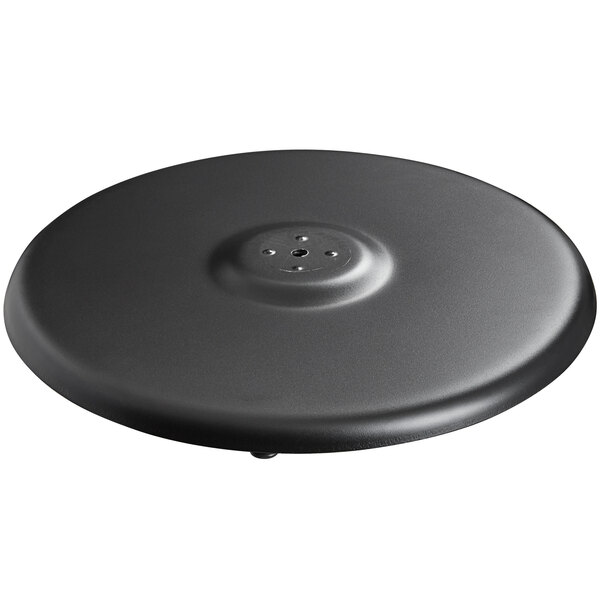 """Lancaster Table & Seating Millennium 22"""" Round Outdoor Table Base Plate Main Image 1"""