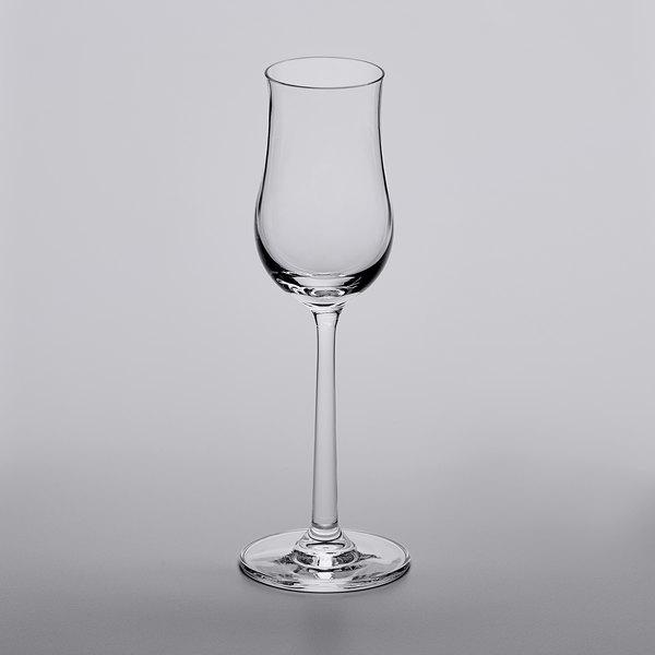 Lucaris LS03GP04 Soul 4 oz. Grappa Glass - 24/Case Main Image 1