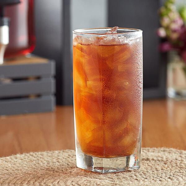 Tazo 3 Gallon Black Loose Leaf Iced Tea Packets - 48/Case Main Image 3