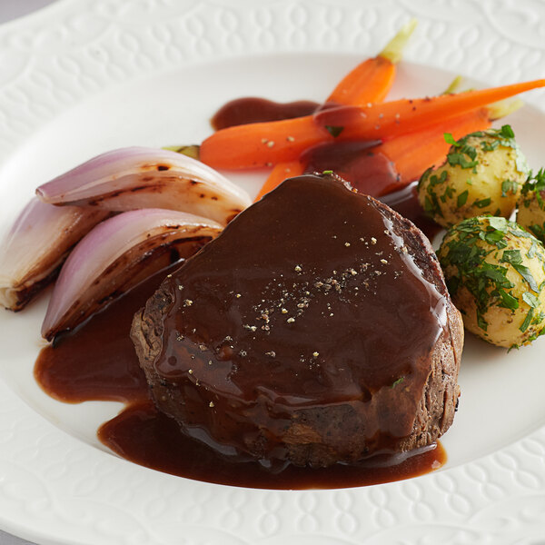 Knorr 1 lb. Ultimate Demi Glace Sauce - 4/Case Main Image 2