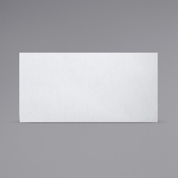 """FMP 133-1220 Flat Style Filter Paper for Anets 14"""" Built-In Fryers - 100/Case Main Image 1"""