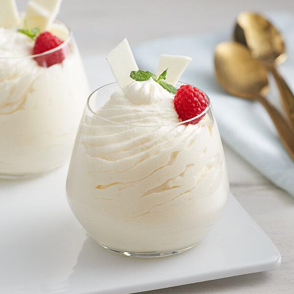 Knorr 7.31 oz. White Chocolate Mousse Mix - 10/Case Main Image 2