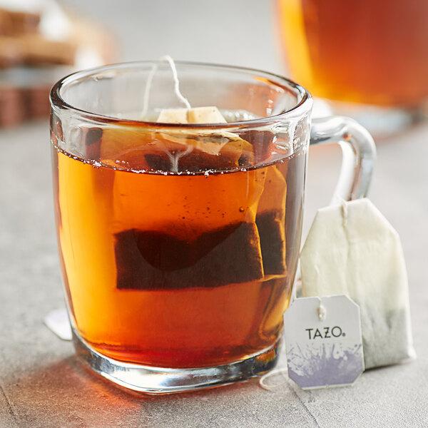 Tazo Earl Grey Tea Bags - 24/Box Main Image 3