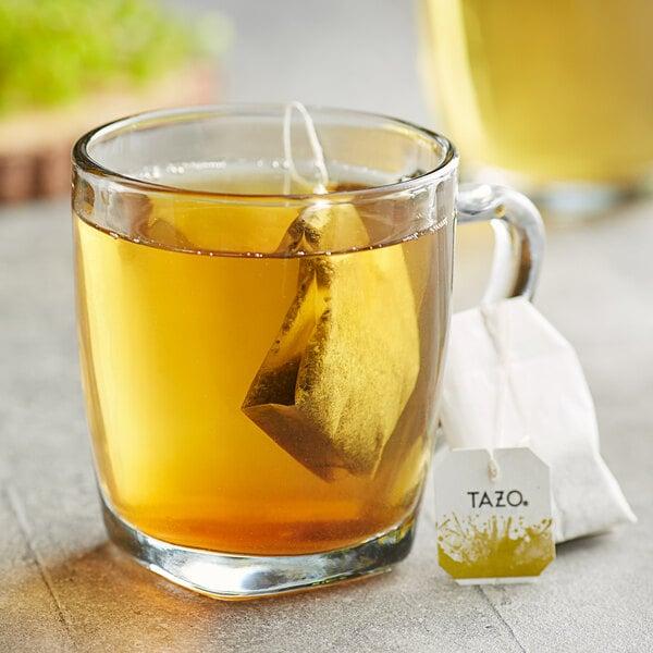 Tazo Green Ginger Tea Bags - 24/Box Main Image 2
