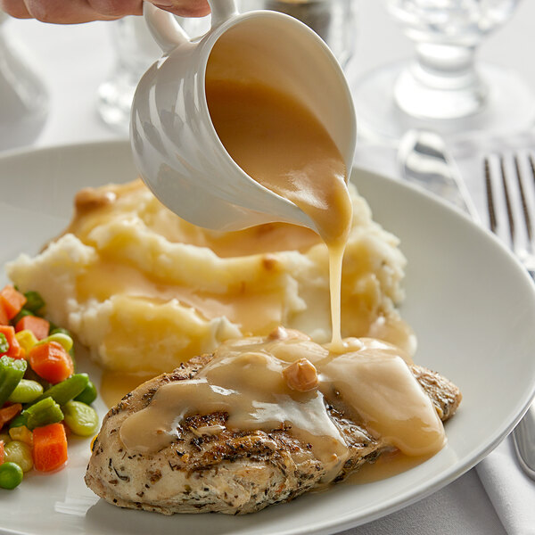 LeGout #5 Can Chicken Gravy - 12/Case Main Image 2