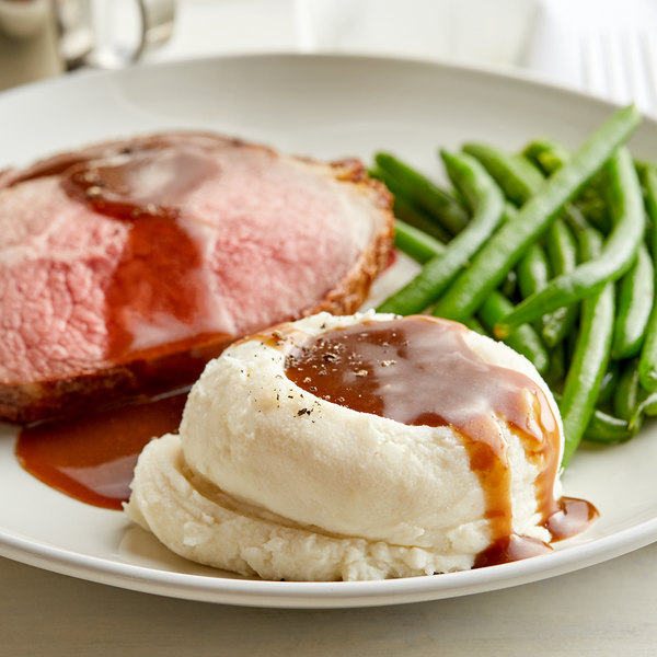LeGout #5 Can Beef Gravy - 12/Case Main Image 2