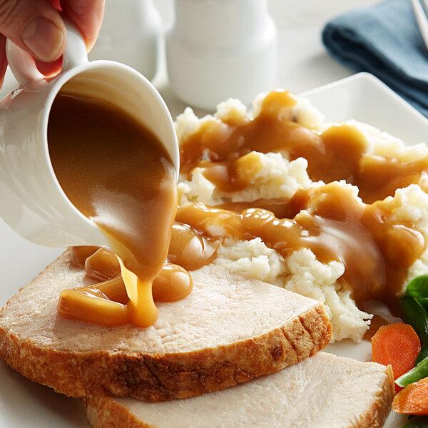 Knorr 1 lb. Turkey Gravy Mix - 6/Case Main Image 2