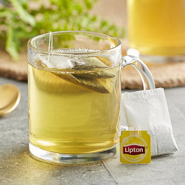 Lipton Classic Green Tea Bags - 28/Box Main Image 2