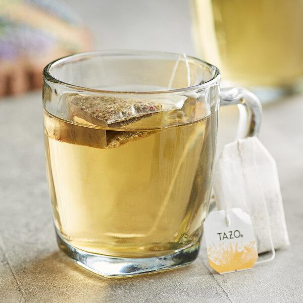 Tazo Calm Chamomile Herbal Tea Bags - 24/Box Main Image 3