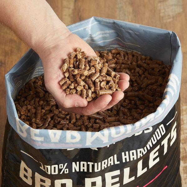 Bear Mountain 100% Natural Hardwood Cherry BBQ Pellets - 20 lb. Main Image 2
