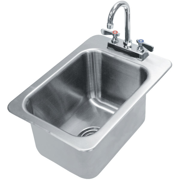 Drop-In Sink Stainless Steel Drop-In Sink