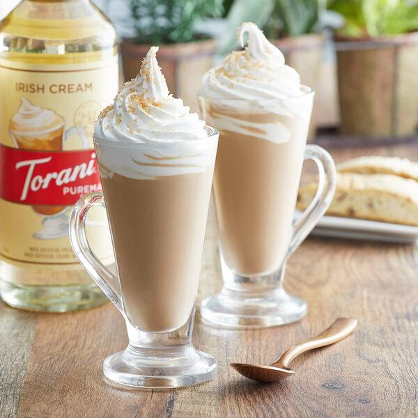 Torani 750 mL Puremade Irish Cream Flavoring Syrup Main Image 2