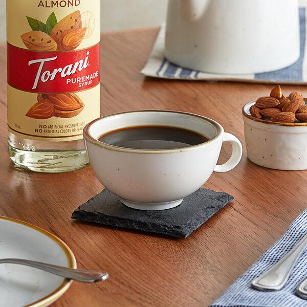 Torani 750 mL Puremade Almond Flavoring Syrup Main Image 2
