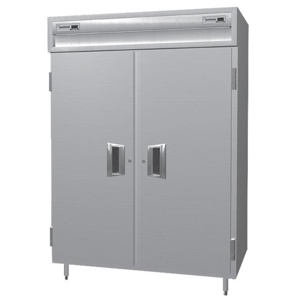 Delfield SADRL2-S 49.3 Cu. Ft. Solid Door Dual Temperature Reach In Refrigerator / Freezer - Specification Line