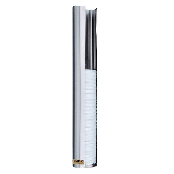 San Jamar L3500 Single 32 oz. - 46 oz. Wall Mount Lid Dispenser
