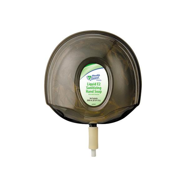 Kutol 1767 Health Guard Skin Cleaner 2000 mL Cartridge for Kutol DuraView Dispenser - 4/Case Main Image 1