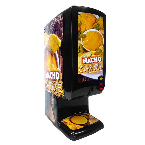 Nemco GS1555 Global Solutions Peristaltic Nacho Cheese Sauce Dispenser - 120V, 225W Main Image 1