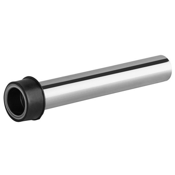 "Overflow Pipe for Bar Sinks Fits 1/"" Diam Drain"