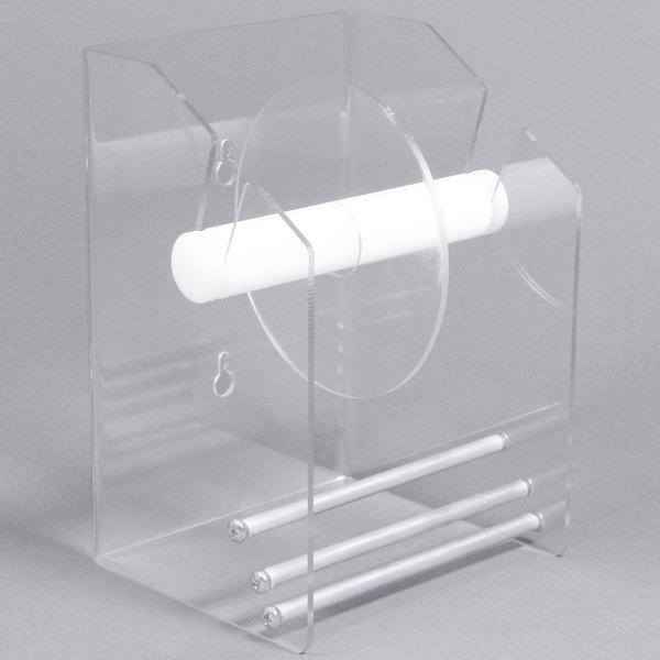 Noble Products Plexiglas Label Dispenser