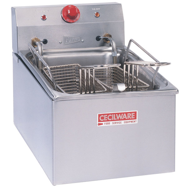 Commercial Countertop Deep Fryer Commercial Electric Countertop ...
