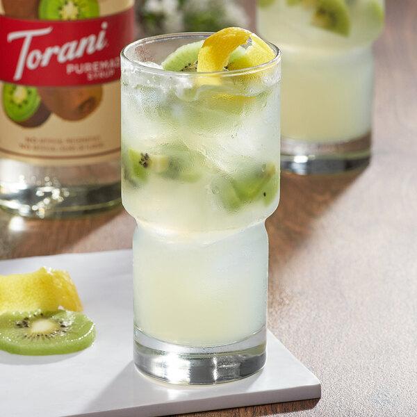 Torani 750 mL Puremade Kiwi Flavoring Syrup Main Image 2