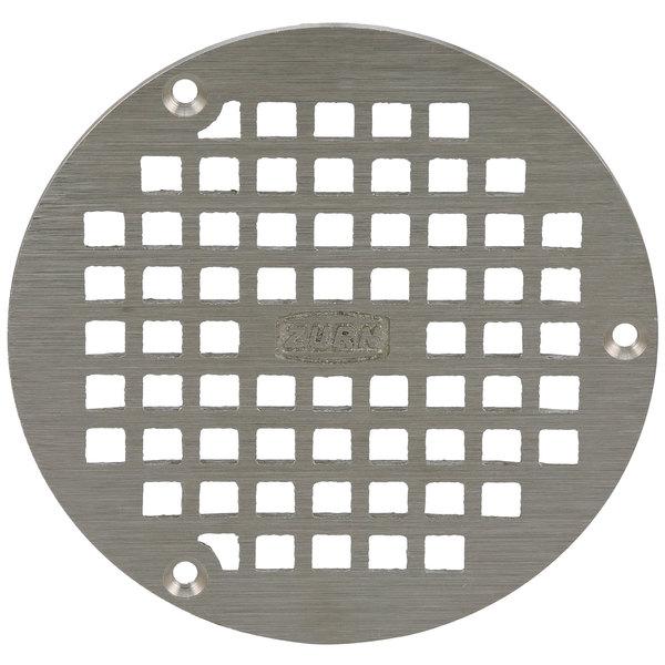 "Zurn Gr-Fs05ni-P4s-Ps-Cc 5 /"" Nickel Bronze Floor Drain"
