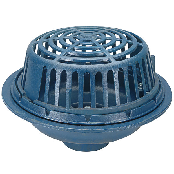 Zurn Z100 C 6 8 Assy 15 Quot Adjustable Cast Iron Roof Drain