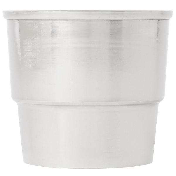 """Malt Cup Collar for 2 13/16"""" Cups - Stainless Steel"""
