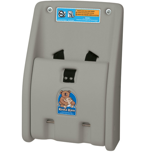 Koala Kare KB102-01 Child Protection Seat / Safety Seat - Gray