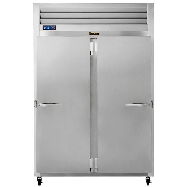 "Traulsen G20011 52"" G Series Reach-In Refrigerator - Right / Left Hinged Doors Main Image 1"