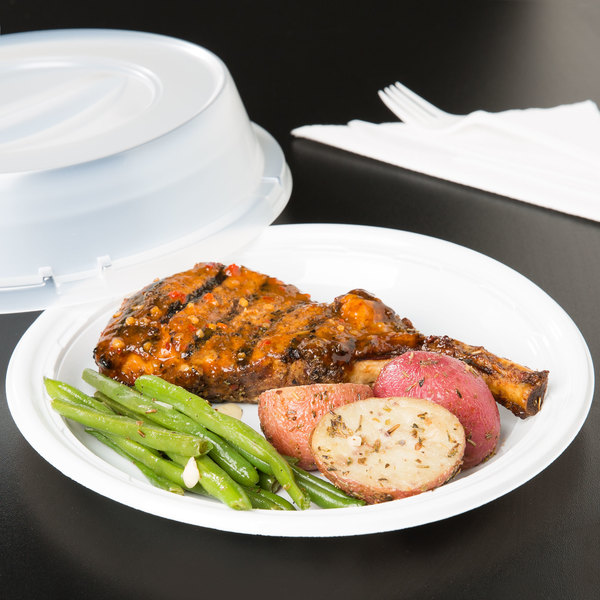 ... solution for barbecues parties and quick-serve restaurants that need a sturdy disposable plate. It\u0027s the perfect size for side salads hors d\u0027 oeuvres ... & Dart 9PWF 9\