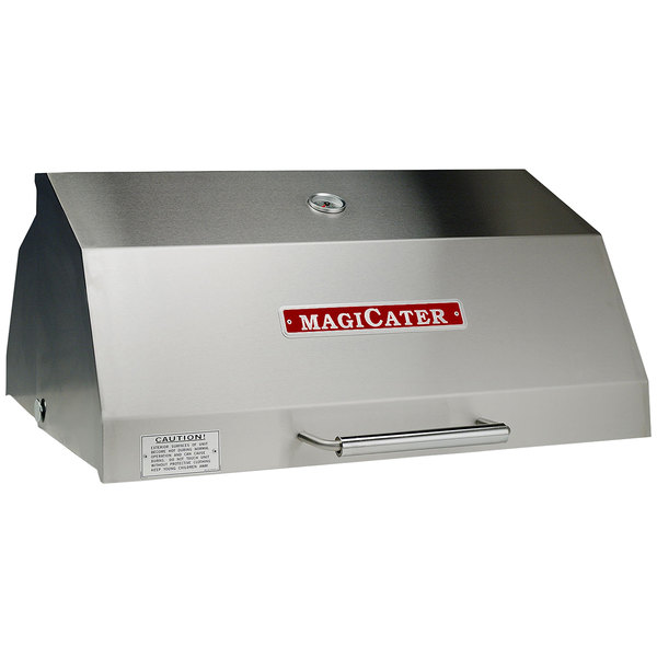 """MagiKitch'n 30"""" Stainless Steel Dome Hood"""