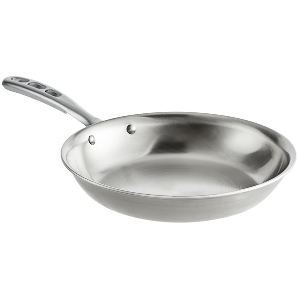 Tri Ply Stainless Steel Fry Pan
