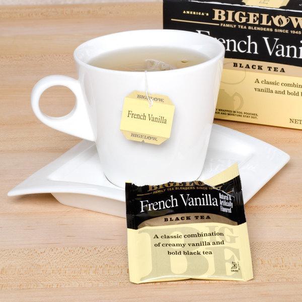 Bigelow French Vanilla Tea - 20/Box