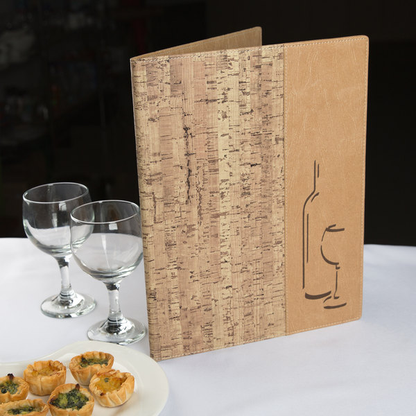 American Metalcraft Securit MCDWLSCORK Designer Cork Wine Card