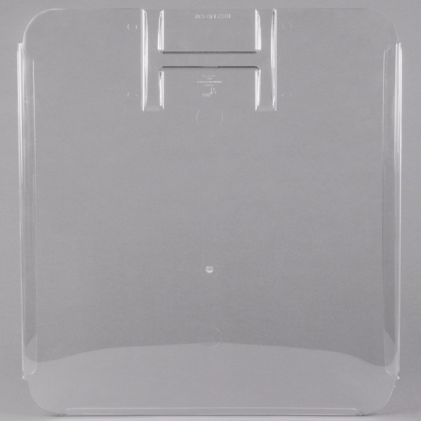 Cambro IB32LIDCW Replacement Lid for IB32 Ingredient Bin and CC32148 Camcrisper