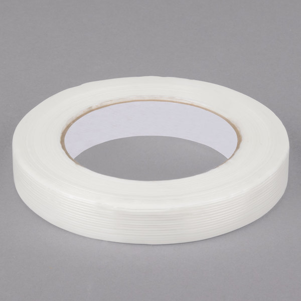 36x PVC Pack Tape Thread Reinforced Transparent Box Tape Super Strong 66m