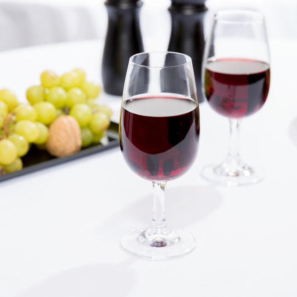 Stolzle 2000031T Classic 7.75 oz. INAO Tasting Wine Glass - 6/Pack