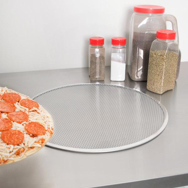 """18"""" Aluminum Pizza Screen Main Image 3"""
