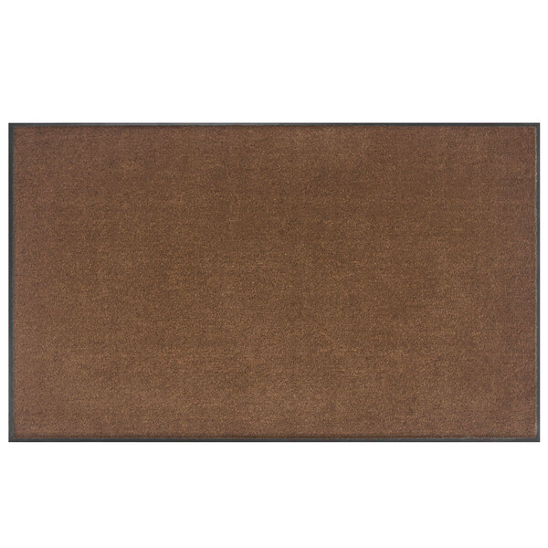 Lavex Janitorial 6' x 60' Light Brown Olefin Indoor Entrance Mat Roll Main Image 1