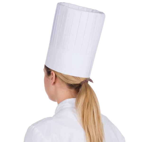 200 x Forage Hats Chef Head wear Disposable Catering Hat Disposable Hygiene Cap