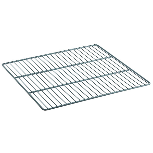 "Avantco 178SHELFUD2 Large Shelf for Undercounter, Worktop, and Prep Refrigerators - 24 7/16"" x 23 3/16"" Main Image 1"