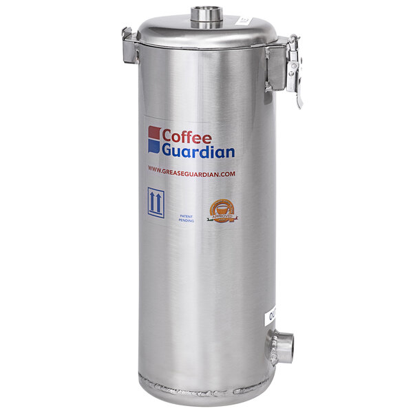 Grease Guardian ST2 Coffee Guardian Stainless Steel Coffee Grounds Removal Filter Main Image 1