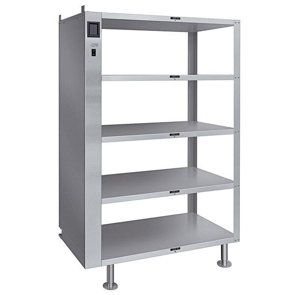 "Hatco GRS2G-3920-5 Glo-Ray 2-Go 64 1/4"" Heated Take-Out Shelves - 120V, 1757W Main Image 1"