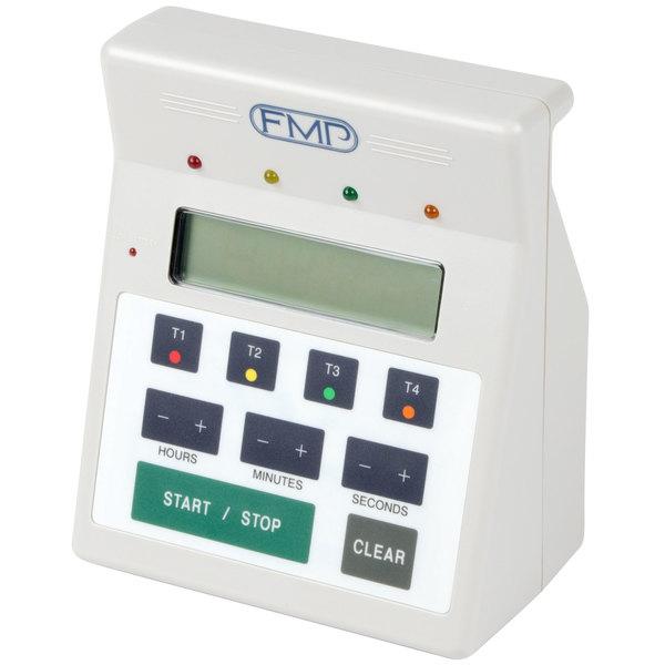 fmp 151 7500 digital 4 channel commercial kitchen countdown timer. Black Bedroom Furniture Sets. Home Design Ideas