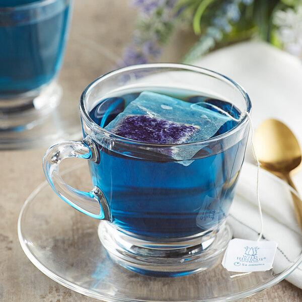 Wild Hibiscus Blue-Tee Butterfly Pea Flower Herbal Tea Bag - 20/Box Main Image 3