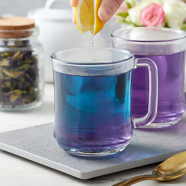 Bossen 1.7 oz. Dried Butterfly Pea Flower Loose Leaf Tea Main Image 2